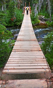 Two Medicine Pass Trail, Glacier National Park