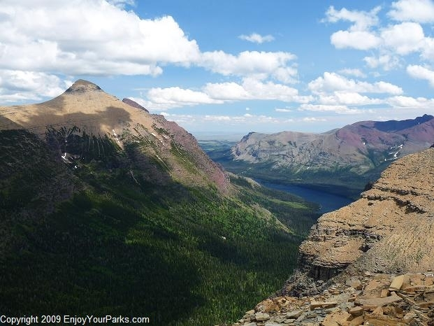Mount Helen, Glacier National Park