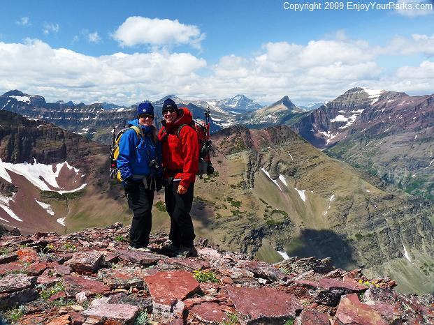 Medicine Peak, Glacier National Park