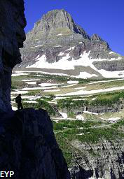 Highline Trail, Glacier National Park Montana