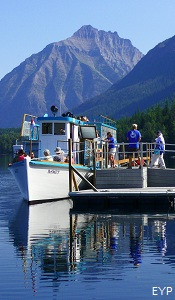 Lake McDonald Boat Tour, Lake McDonald Lodge, Glacier National Park
