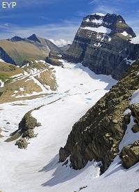 Grinnell Glacier Overlook, Granite Park Chalet, Glacier National Park