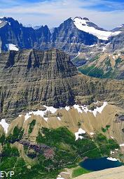 Mount Merritt, Glacier National Park