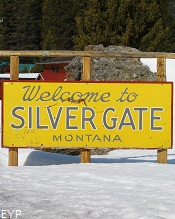 Silver Gate Montana, Yellowstone National Park