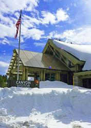 Canyon Visitor Center, Yellowstone National Park