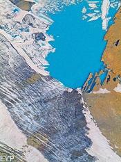 Grinnell Glacier, Grinnell Glacier Trail, Glacier National Park