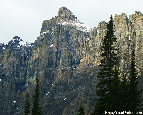 Iceberg Peak, Iceberg Lake Trail, Glacier National Park