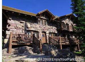 Sperry Chalet, Glacier National Park
