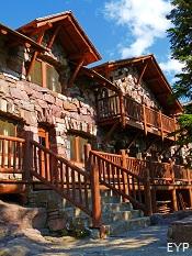 Sperry Chalet, Lake McDonald Area, Glacier National Park