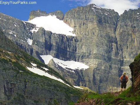 Gem Glacier, Grinnell Glacier Trail, Glacier National Park