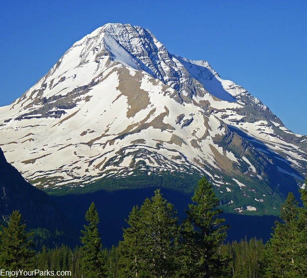 Mount Jackson, Glacier National Park