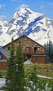 Granite Park Chalet, Glacier National Park