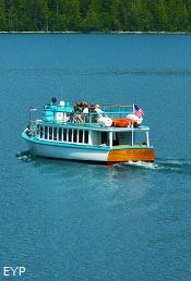 Lake McDonald Boat Tour, Lake McDonald, Glacier National Park
