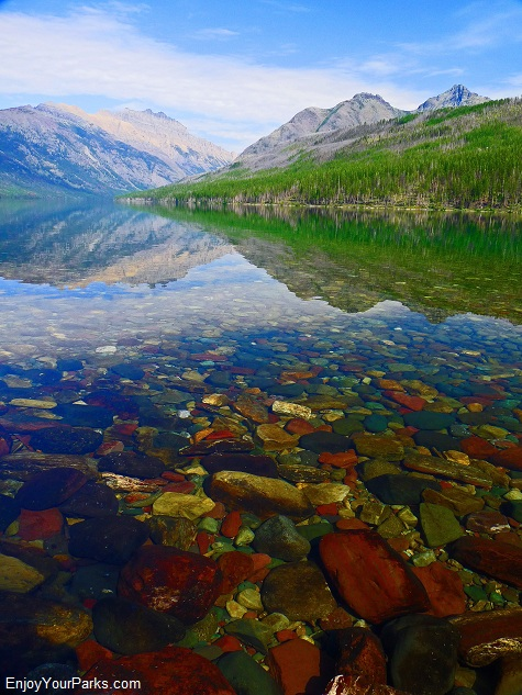 Kintla Lake, North Fork - Polebridge Area, Glacier National Park