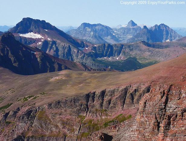 Mount Henry, Glacier National Park