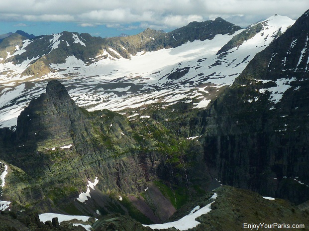 Mount Brown, Glacier National Park