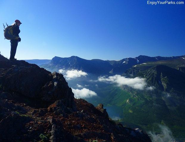 Altyn Peak, Glacier National Park