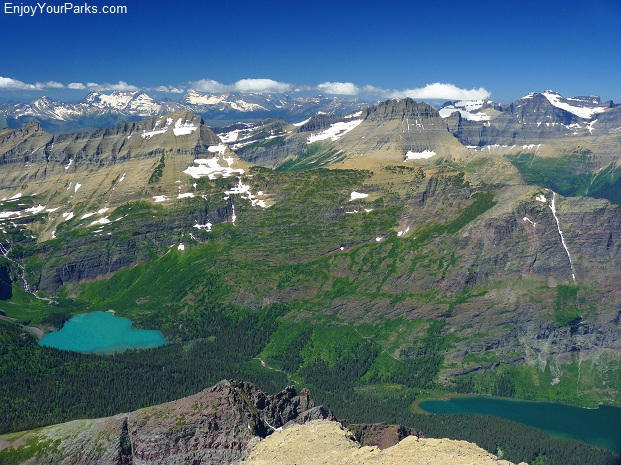 Allen Mountain, Glacier National Park
