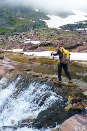 Sperry Glacier Trail, Lake McDonald Area, Glacier National Park