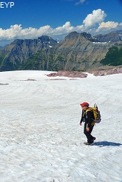 Sperry Glacier, Glacier National Park