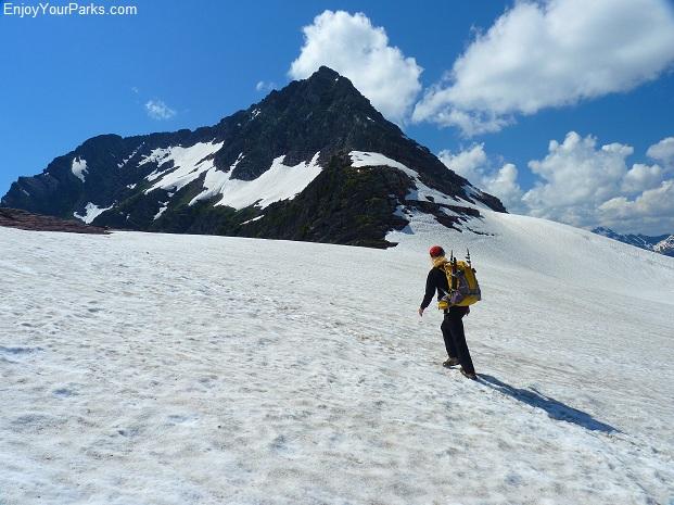 Gunsight Mountain, Glacier National Park