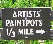 Artists' Paint Pots, Norris Junction Area, Yellowstone National Park
