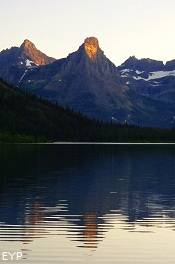 Cosley Lake, Stoney Indian Pass Tral, Glacier National Park