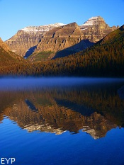 Cosley Lake, Stoney Indian Pass Trail, Glacier National Park