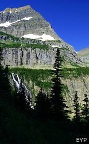 Mount Kipp, Stoney Indian Pass Trail, Glacier National Park