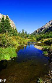 Paintbrush Canyon - Cascade Canyon Loop Trail, Grand Teton National Park