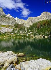 Amphitheater Lake, Grand Teton National Park