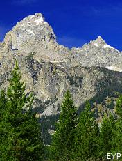 Grand Teton, Taggart Lake Trail, Grand Teton National Park