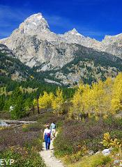 Taggart Lake Trail, Grand Teton National Park