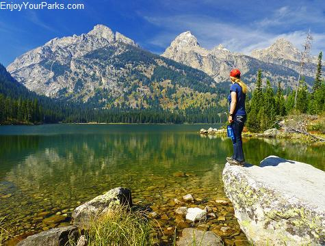 Taggart Lake, Grand Teton National Park