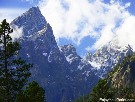 Cascade Canyon Trail, Jenny Lake, Grand Teton National Park