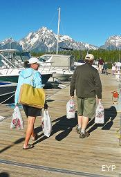 Colter Bay, Grand Teton National Park